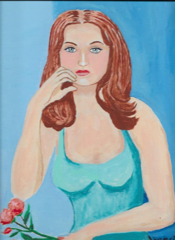 Bette Davis par Jeanette